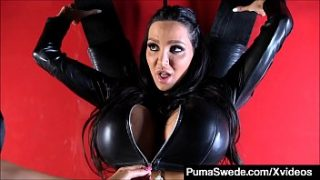 puma swede strapon fucks amy anderssen who and 039 s your mommy