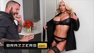 Unsatisfied (Nicolette Shea) Gets Herself A Another Dick To Suck – Brazzers