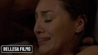 Nathan Shove His Cock Deep In (Bella Rollands) Cunt And Jizz On Her Wet Pussy – Bellesa