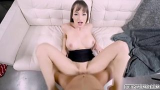 Stepson come backs home and cant wait to fuck his stepmoms milf wet pussy so hard!